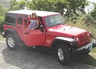 Renta a Jeep in St. Thomas USVI