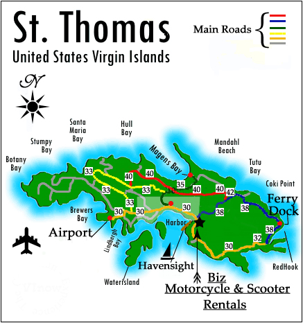 map st thomas